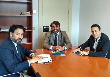 Reunión con Guillermo Mariscal