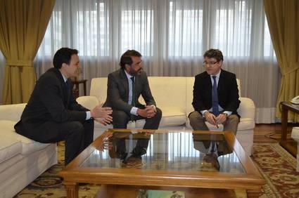Reunión con Ministro de Energía