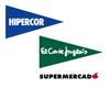 Hipercor y supermercados El Corte Inglés