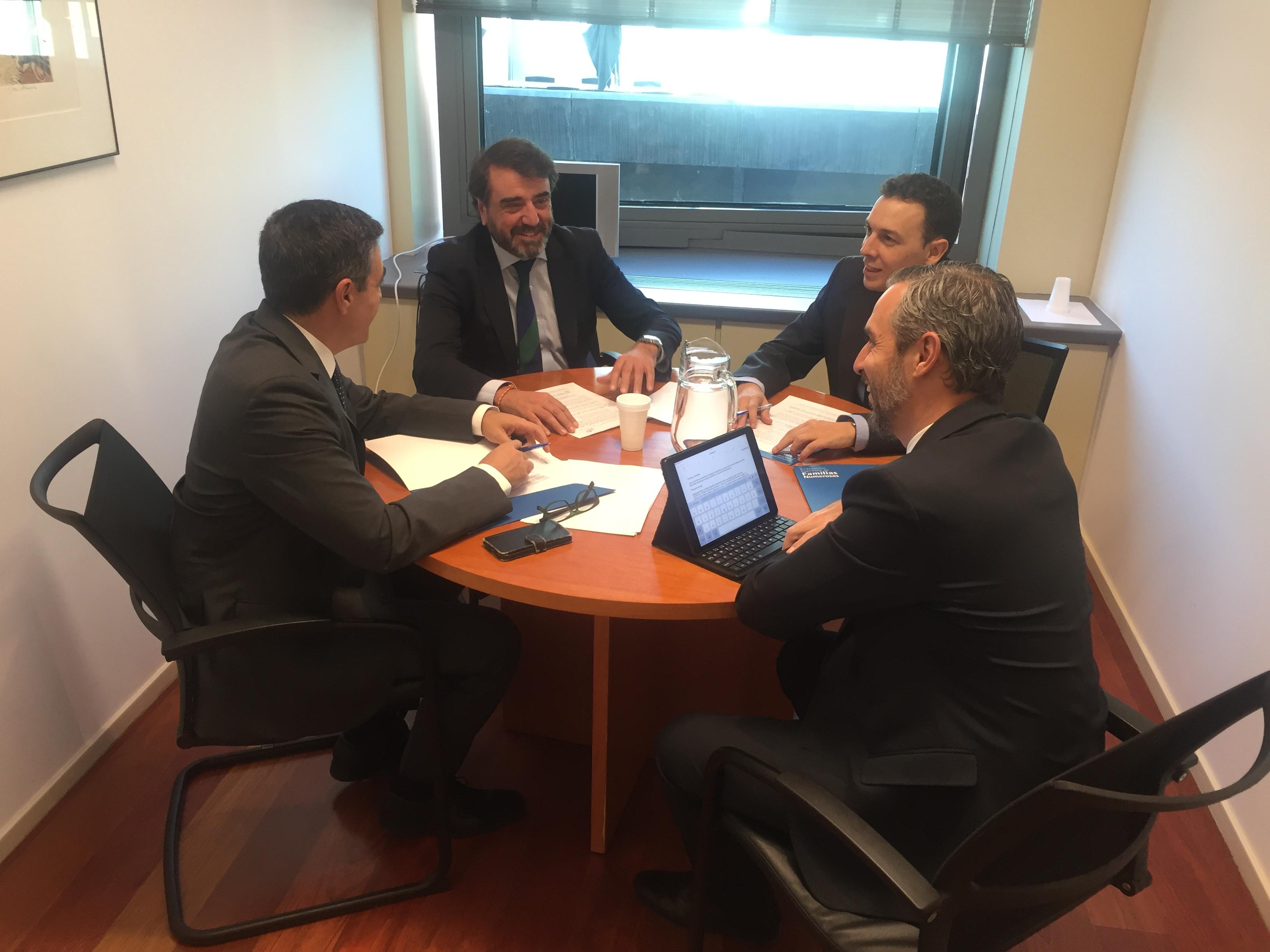 Reunión PP Economía y Hacienda