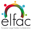 Logo European Large Families Confederation